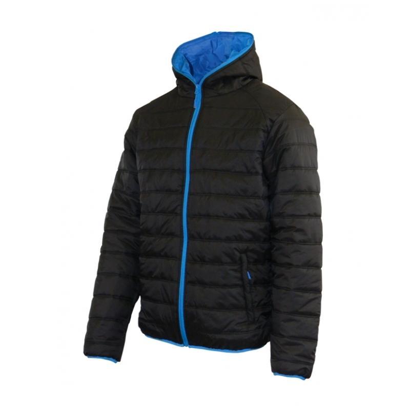 0250 lehká zimní bunda pánská