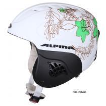 Alpina Carat L.E. dětská lyžařská helma