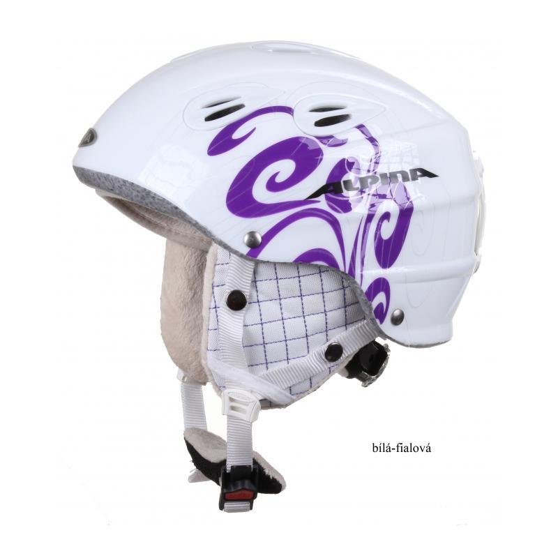 Alpina Grap Jr. dětská lyžařská helma
