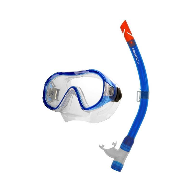 Aqua Speed Junior Atol potápěčský set