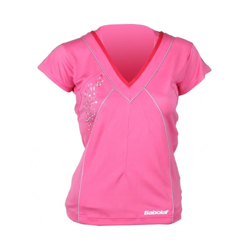Babolat Performance Women Polo dámské triko