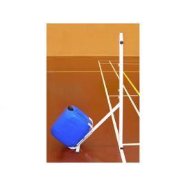Badmintonové sloupky - mobilní ( přenosné )