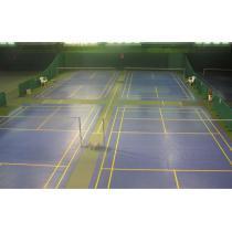 Badmintonový kurt - mobilní - SC - s certifikátem BWF