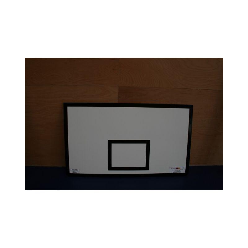 Basketbalová deska 105(120) x180 cm, překližka, exteriér, CERTIFIK