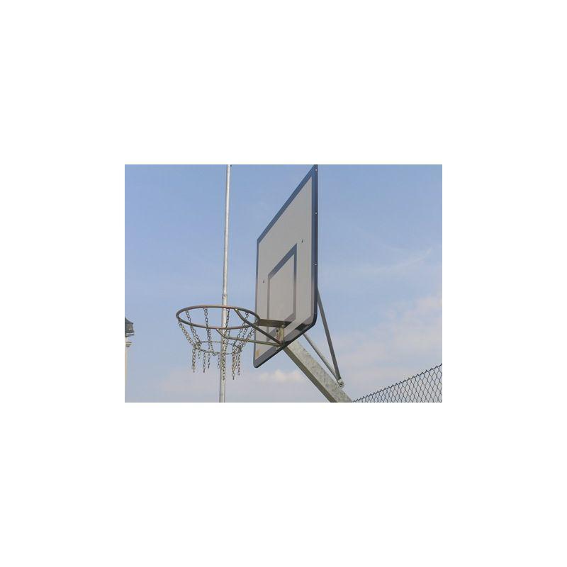 Basketbalová deska 110x70 cm, překližka, exteriér, cvičná