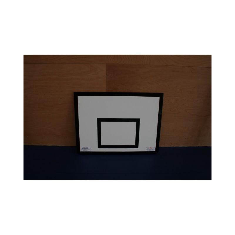 Basketbalová deska 120x90 cm, překližka, exteriér, cvičná, CERTIFIKÁT