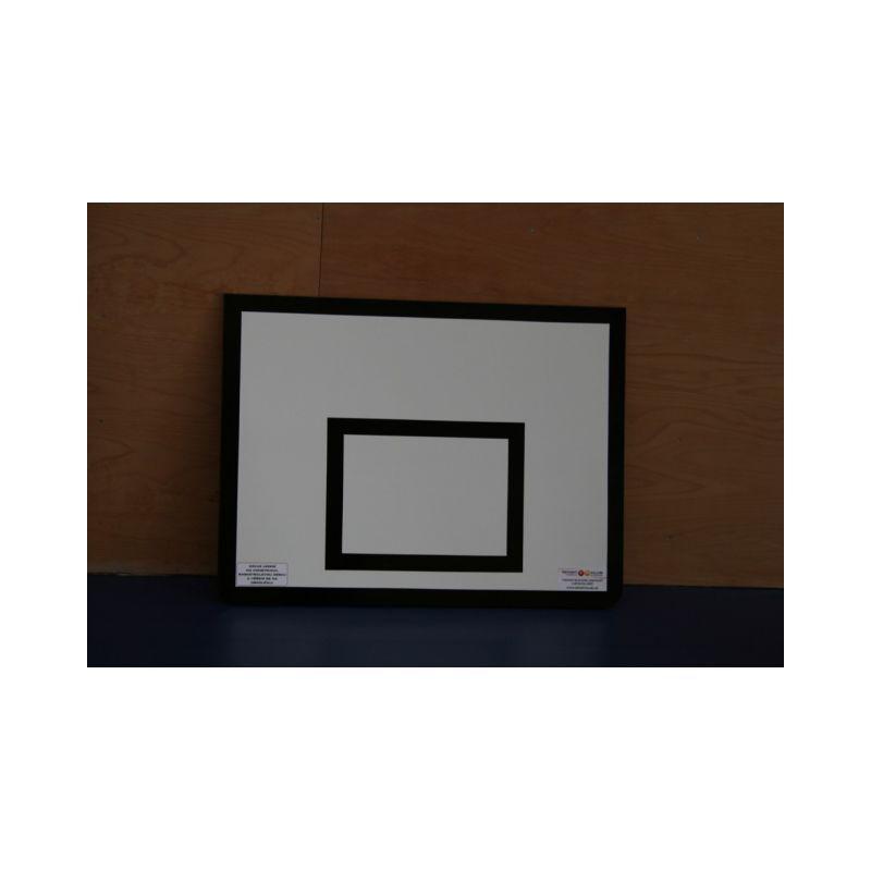 Basketbalová deska 120x90 cm, překližka, interiér, cvičná, CERTIFIK