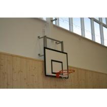 Basketbalová konstrukce přídavná pro regulaci výšky desky s košem 2,60 nebo 3,05 m