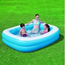 Bestway bazén Family 54005 nafukovací  201x150x51cm