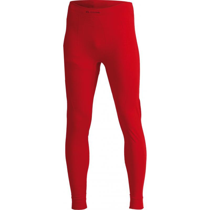 Bezešvé Merino spodky WALDO 3636 červená