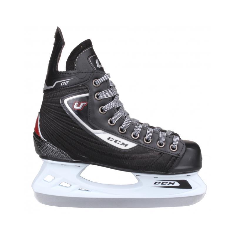 CCM U 02 JR hokejové brusle