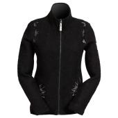 Dámská plstěná bunda EMMA černá