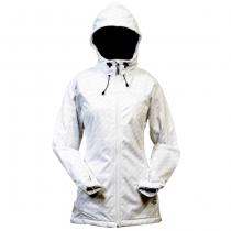 Dámská softshellová bunda NORwear ISABELLA s kapucí