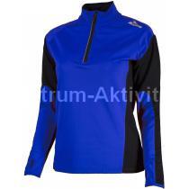 Dámská sportovní mikina Rogelli ELKA, modro-černá