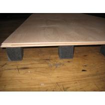 Díl pružné podlahy pro gymnastiku 125 x 200 cm