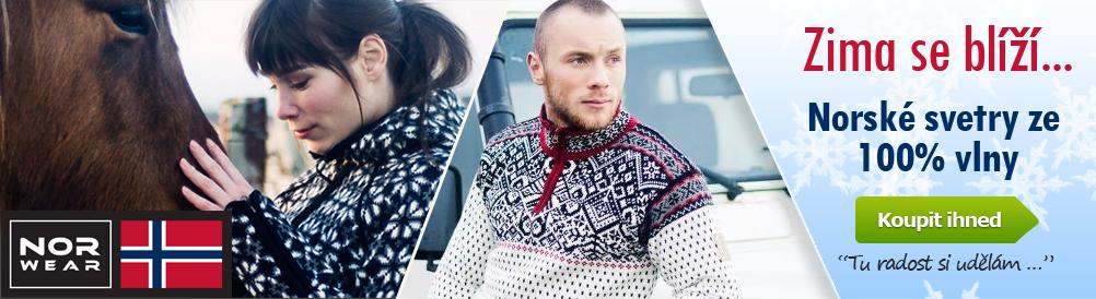 Norské svetry