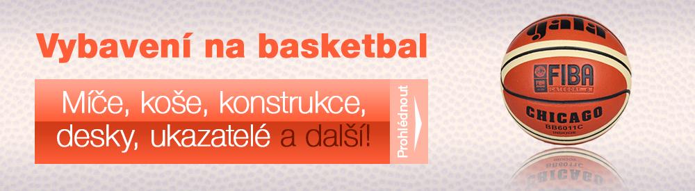 Basketbalové komponenty