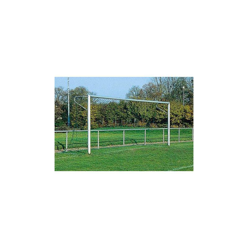 Fotbalová branka 7,32 x 2,44 m FIFA, ovál AL 120/100mm, do pouzder