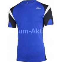 Funkční tričko Rogelli DUTTON, modro-černo-bílé