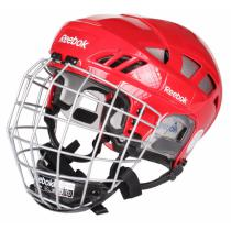 Hokejová helma reebok RBK 7K Combo, modrá
