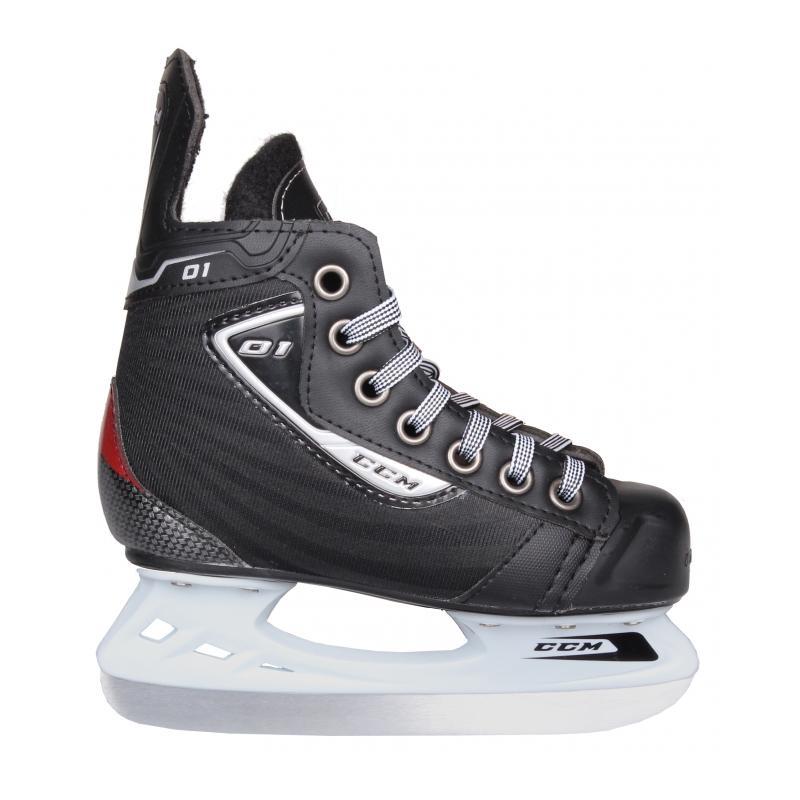 Hokejové brusle CCM U+ 01 JR