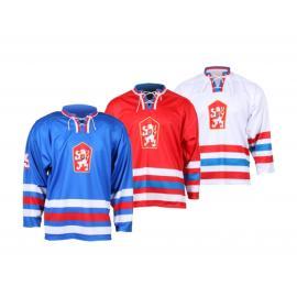 Hokejový dres Replika ČSSR 1976, bílý