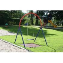 Houpálek - závěsná houpačka na konstrukci (DHMŠ 4)