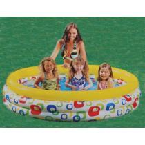 Intex bazén 3K Jungle 168x41cm nafukovací - 58449