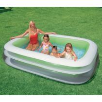 Intex bazén Family  56483 nafukovací  262x175x56cm