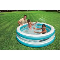 Intex bazén naf  Kruh  57489 nafukovací  203x51cm