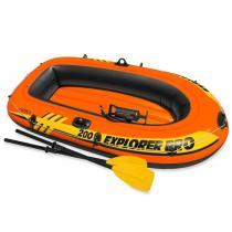 Intex Explorer Pro 200 set nafukovací člun
