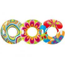 Intex kruh plavecký s držadlem
