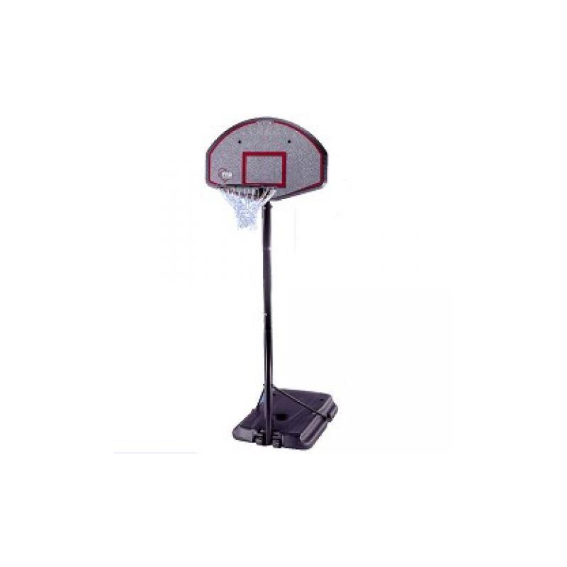 Konstrukce pro basketbal - přenosná, nast.výška, plněná VODOU