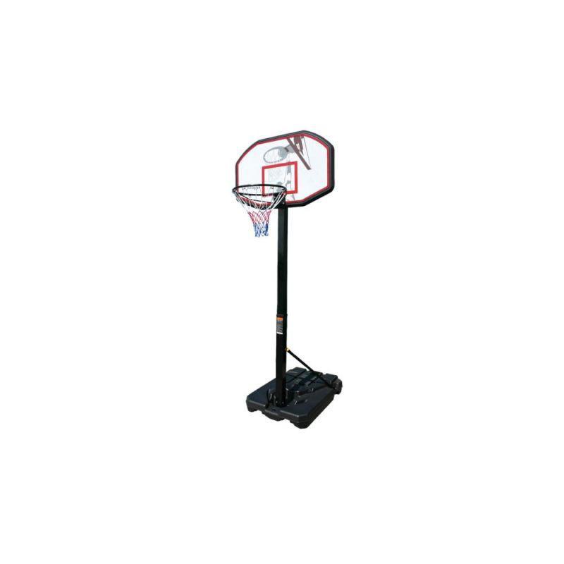 Konstrukce pro basketbal - přenosná, plněná VODOU