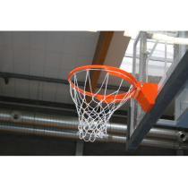 Koš na basketbal - SKLOPNÝ (komaxit), CERTIFIKÁT