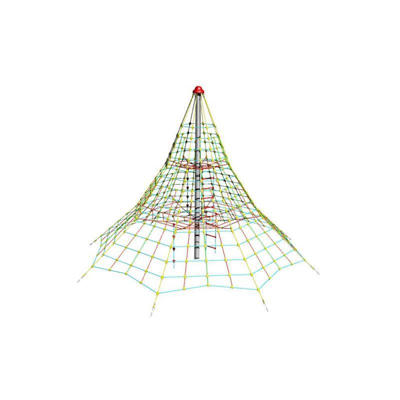 Lanová pyramida SC - výška 5,5 m