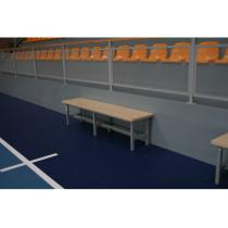 Lavička na sportoviště ( tenis apod. ) délka 1.95 m