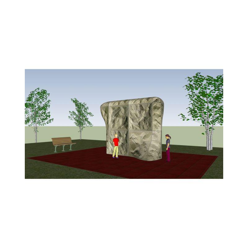 Lezecká sestava - block 2a