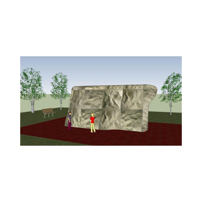 Lezecká sestava - block 4a