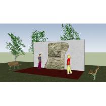 Lezecká stěna - wall 1b