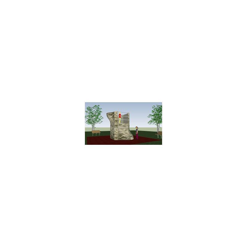 Lezecká věž - tower 1a