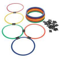 Merco agility žebřík Hoop proskakovačka 20x kruh