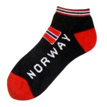 Nízké ponožky Norway pánské