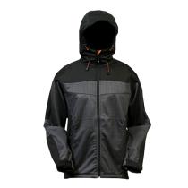 Norská pánská softshellová bunda ISAAC s kapucí
