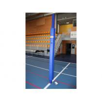 Ochranné kryty na volejbalové sloupky ( 1 pár )