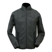 Pánská mikina NORwear LUCAS fleece tmavě šedá