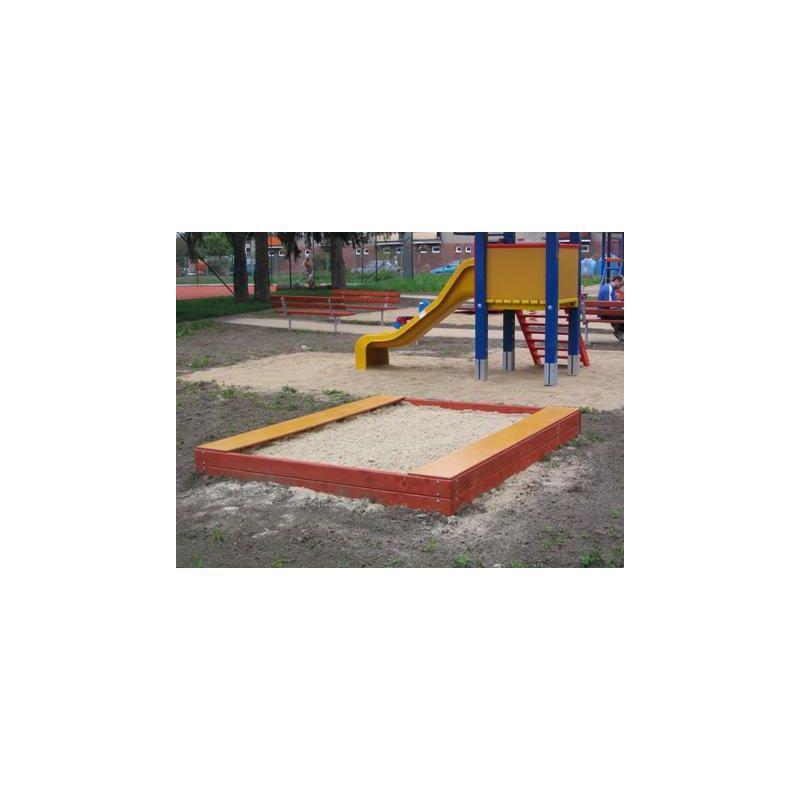 Pískoviště 4x4 m bez zakrytí (DH 7c)