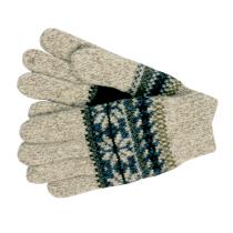 Pletené prstové rukavice Thinsulate - béžové