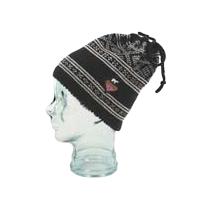 Pletený multifunkční límec Norlender, černý