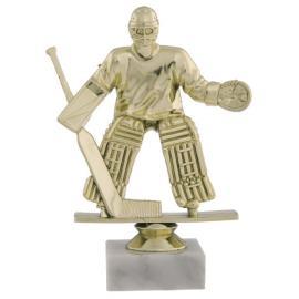 Poháry Bauer trofej figurka brankář F0105